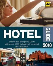 Hotel 2010 by AA Publishing Staff (2010, Paperback)