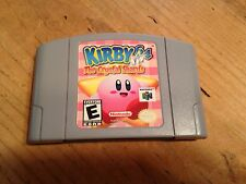 Nintendo 64 Kirby 64 The Crystal Shards