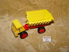 LEGO Sets: Legoland: Construction: 662-1 Dumper Lorry (1976) 100% VINTAGE