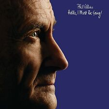 PHIL COLLINS - HELLO,I MUST BE GOING! 2 CD DELUXE EDITION NEU