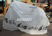 Waterproof Cycle Bicycle Bike Protector Cover Garage Fully Rain Dust Resistant