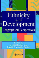Ethnicity and Development: Geographical Perspectives by
