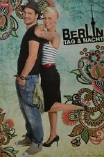 BERLIN TAG & NACHT - A3 Poster (42 x 28 cm) - Meike Marcel Clippings Sammlung