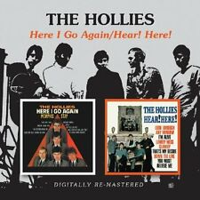 The Hollies - Here I Go Again/Hear! Here! (2011)  CD  NEW/SEALED  SPEEDYPOST
