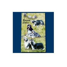Roller Ink Pen Dog Breed Ruth Maystead Fine Line - Bearded Collie Dog