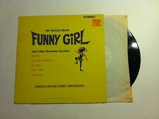 Cinema Sound Stage Orchestra – Hit Songs From Funny Girl & Other Broadway Favs