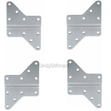 4x VESA 200 above Adapter Extension Plates for LED TV Wall Mount Universal c8d