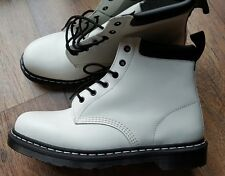 New - Dr Martens 939 White Smooth Boots - 16754100 - Size 12 UK 47 EU