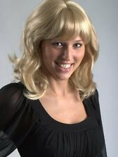 """Mindy"" Beautiful monofilament quality wig - Choose from Brown, Blonde and Black"