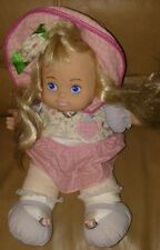 Vintage Rare 94  Doll Hold My Hands Sings Ring Around The Rosie HTF Non Working