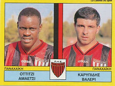 N°442 PLAYERS PANACHAIKI GREECE PANINI GREEK LEAGUE FOOT 95 STICKER 1995