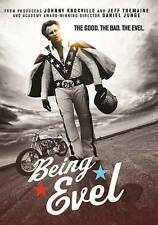 Being Evel  DVD NEW