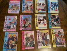 Sweet Valley High Twins and Friends UNICORN Club books Francine Pascal,Lot of 12