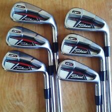 Titleist AP1 710 Iron Set 5-PW, Titleist NS PRO 105T Stiff Flex Steel Shafts!