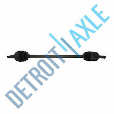 Brand New Complete Front Driver Side CV Axle Shaft - w/ ABS EXCEPT SI MODEL