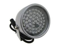 48*LED 850nm IR Infrared LED Light For night verison camera sercurity 60D 12VDC