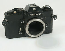 NIKON EL 35MM FILM CAMERA BODY