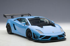 AUTOART 2013 LAMBORGHINI GALLARDO GT3 FL2 BLUE Composite Model 1:18*New!