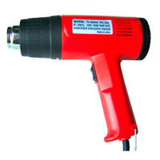 Electric Heat Gun Blower 1500 Watts Temperature HOT AIR shrink wrap