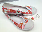 BNWT Older Girls/Ladies Sz 5 Rivers Doghouse Cute Pink/White Canvas Shoes RRP$30