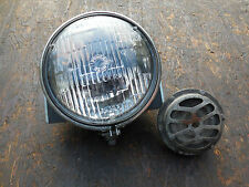 HARLEY DAVIDSON AERMACCHI SS-350 SPRINT HEADLIGHT AND HORN