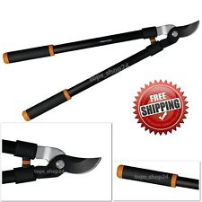 Bypass Lopper Clippers Cutters Thick Banches Pruner Hedge Shear Tree Tool Garden