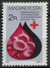 Hungary 1982 SG#3452 World Haematology Congress MNH #D4110