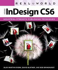 Adobe InDesign CS6 - Real World Manual - JLOT