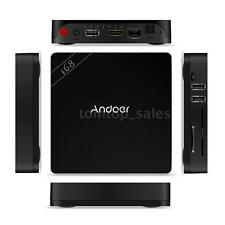 Andoer i68 Octa Core 2G/16G Android 5.1 Smart TV BOX WiFi 4K UHD Player 3D Movie