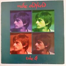 "Mike Oldfield Take Four Maxisingle 12"" UK 1978 Ed. vinilo blanco"