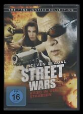 DVD STREET WARS - KRIEG IN DEN STRASSEN - TRUE JUSTICE COLLECTION STEVEN SEAGAL