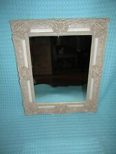 Vtg Ornate Wall Mirror ~ Hollywood Regency Style