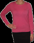Marks & Spencer.Ladies 100% Pure Cashmere Crew Neck Jumper.New.Choice Of Colours