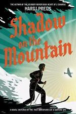 Shadow on the Mountain-ExLibrary