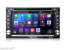 AUTORADIO EONON 2 DIN GPS ANDROID QUADCORE 16GB WIFI TOUCH SCREEN MIRROR G2110F