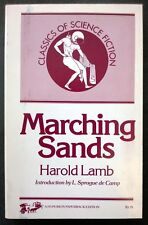 Marching Sands by Harold Lamb