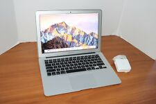 Apple Macbook Air 13.3'' Core i5 1.7ghz 4gb Ram 256gb SSD 2011 WSM406