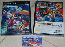 Rockman X7 / Megaman X7 for PS2 PlayStation 2 Japan JPN * Brand NEW Sealed *