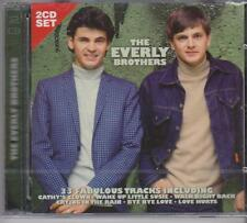 EVERLY BROTHERS - EVERLY BROTHERS LIVE on 2 CD's - NEW -