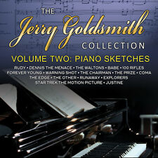 THE JERRY GOLDSMITH COLLECTION - LIMITED EDITION - JERRY GOLDSMITH