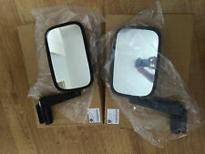 Land Rover Series 3 & Defender Mirrors with Arms - BEARMACH MTC5217