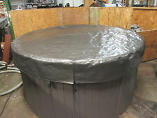 Spa Hot Tub Cover Cap SunShield® 84 Round Nordic Video How To