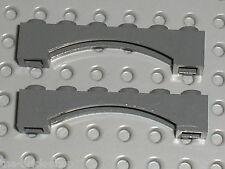 2 Arches LEGO DkStone Arch ref 92950 / Set 8038 9526 75082 9492 ...