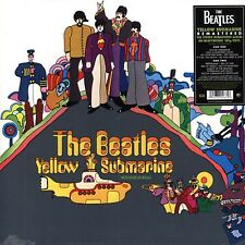 The Beatles - Yellow Submarine - New 180g Vinyl LP - Stereo Remastered