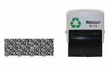 Protect ID Stamp - Self Inking Stamp 36 x 13mm