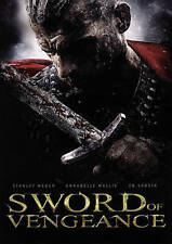 Sword of Vengeance (DVD, 2015) Brand NEW with slipcover Fast Shipping