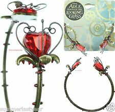 Disney Alice Through The Looking Glass Heart And Thorne Cuff Bracelet Free Ship