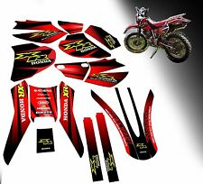 Honda XR 250 1996 - 2004 Graphics decals [379]