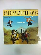 KATRINA AND THE WAVES - IS THAT IT? -  MAXI LP - VINYL VINILO