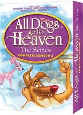 ALL DOGS GO TO HEAVEN THE SERIES SEASON 3 New Sealed 2 DVD Set